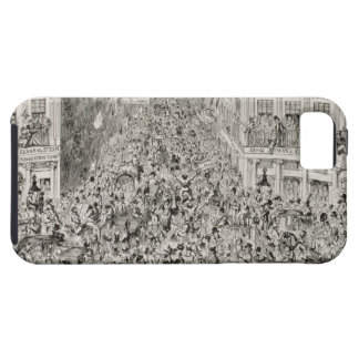 Piccadilly during the Great Exhibition, 1851 iPhone SE/5/5s Case