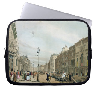 Piccadilly from the corner of Old Bond Street, fro Computer Sleeve