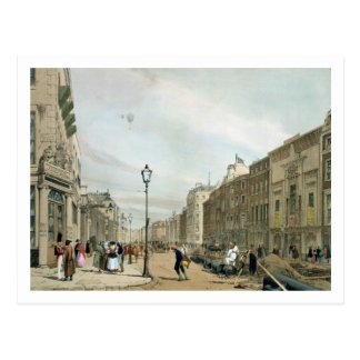 Piccadilly from the corner of Old Bond Street, fro Postcard