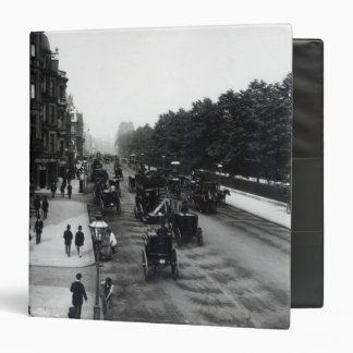 Piccadilly, London 2 3 Ring Binder