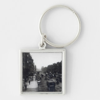 Piccadilly, London Keychains