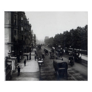 Piccadilly, London Poster