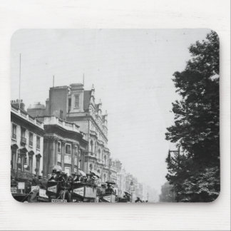 Piccadilly, Londres Mousepads