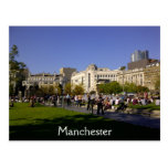 Piccadily Gardens Postcard