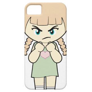 Piccola_Simo enojado iPhone 5 Fundas
