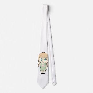 Piccola_Simo  Hello Neck Tie