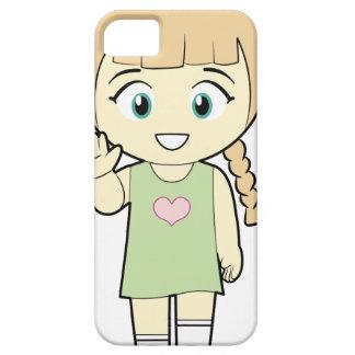 Piccola_Simo hola iPhone 5 Carcasas