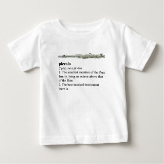 Piccolo - definition baby T-Shirt