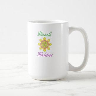 Piccolo Goddess Classic White Coffee Mug