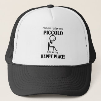 Piccolo Happy Place Trucker Hat