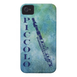 Piccolo on Blue Case-Mate iPhone 4 Cases