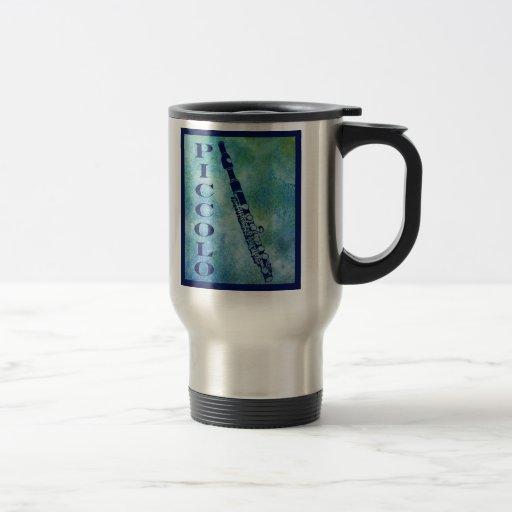 Piccolo on Blue Mug