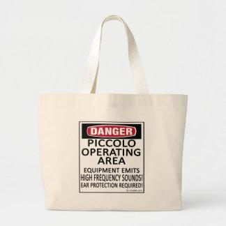 Piccolo Operating Area Canvas Bags