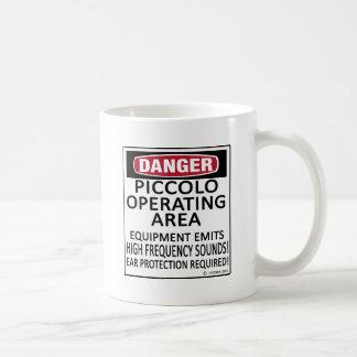 Piccolo Operating Area Coffee Mug