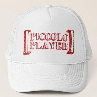 Piccolo Player Trucker Hat
