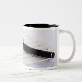 Piccolo Two-Tone Coffee Mug