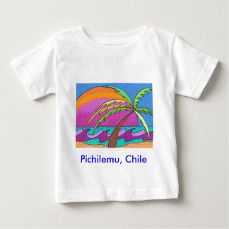 Pichilemu Surf Shop Beach Baby t shirts