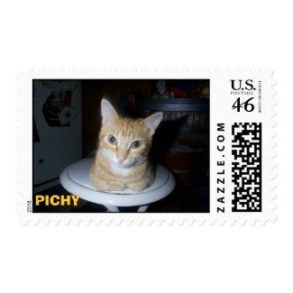 Pichy Figurine stamp
