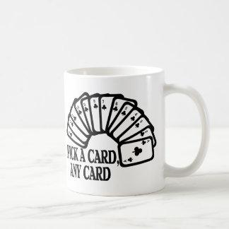 Pick A Card Coffee Mug