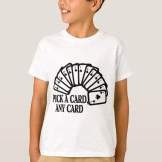 Pick A Card T-Shirt