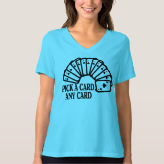 Pick A Card T-Shirt