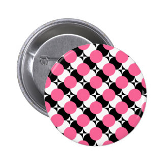 PICK-A-COLOR Funky Dots Button