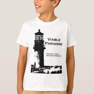 Pick a Color - Viable Paradise Lighthouse T-Shirt