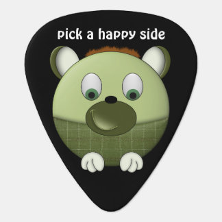 Pick a Happy Guitar Side