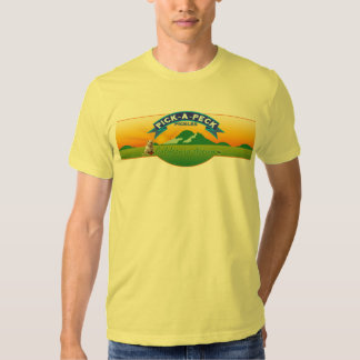 """Pick-A-Peck-Tshirt with """"Go Bears"""" on the back T-Shirt"""