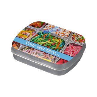 Pick and Mix Candy Tins