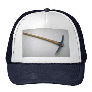 Pick axe trucker hat