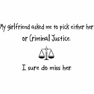 Pick Girlfriend or Criminal Justice Photo Cut Out
