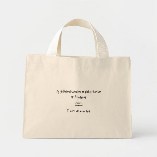 Pick Girlfriend or Studying Bag