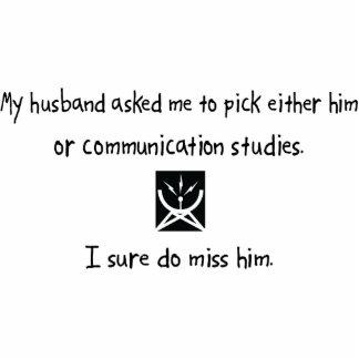 Pick Husband or Communication Studies Photo Cutout