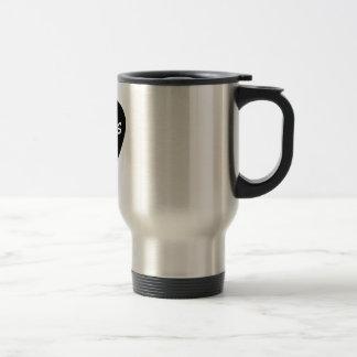 Pick Jesus Travel Mug