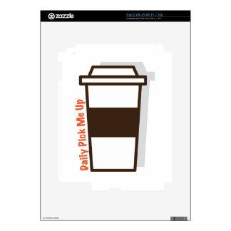 Pick Me Up Skin For The iPad 2