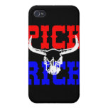 PICK RICK - Rick Perry iPhone 4/4S Cases