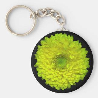 Pick This Flower Key Chain