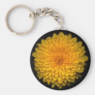 Pick This Flower Keychain