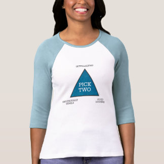 Pick Two shirt (light)
