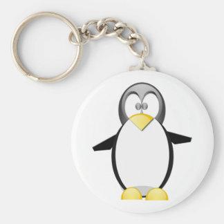 Pick Up A Penquin Key Chain