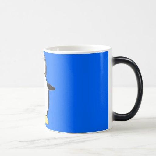Pick Up A Penquin Mugs