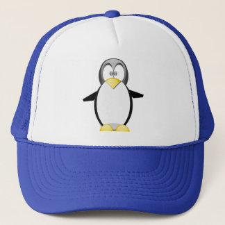 Pick Up A Penquin Trucker Hat