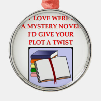 pick up line 19 christmas tree ornament