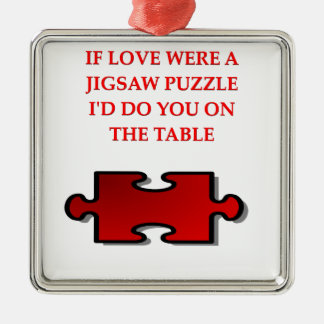pick up line 25 christmas ornament