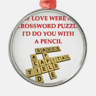 pick up line 32 christmas ornament