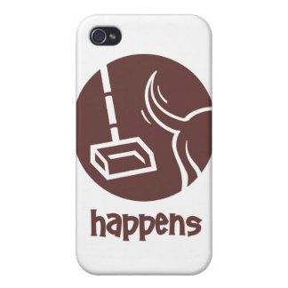Pick Up Poop for OneHealth.org iPhone 4/4S Covers