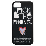 Pick Up The Phone Cell Phone Case iPhone 5 Cover