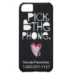 Pick Up The Phone Cell Phone Case iPhone 5C Cover