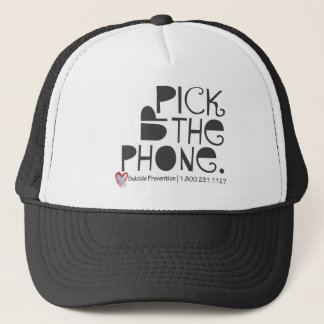 Pick Up the Phone Hat